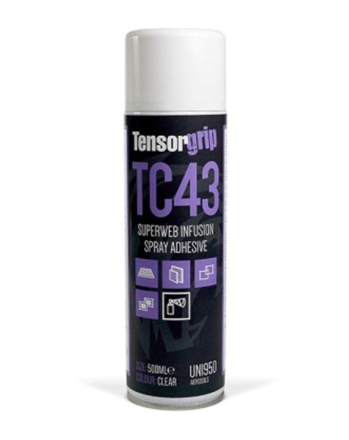 TENSOR GRIP TC43 AEROSOL 500ML