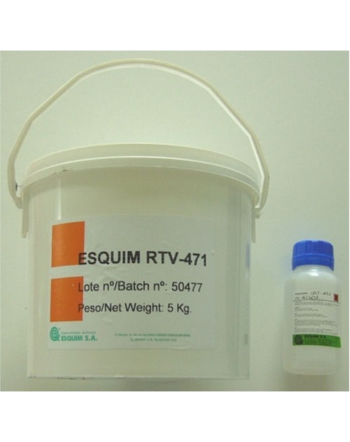 SILICONE ELASTOMERE S7006 A+B 10KG