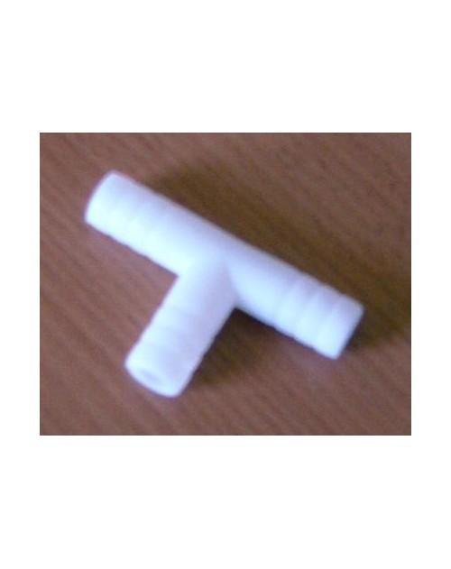 RACCORD T pour tuyau D10mm intérieur