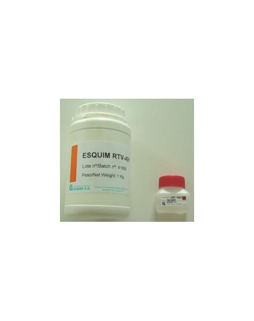 SILICONE ELASTOMERE S7006A+B 2KG