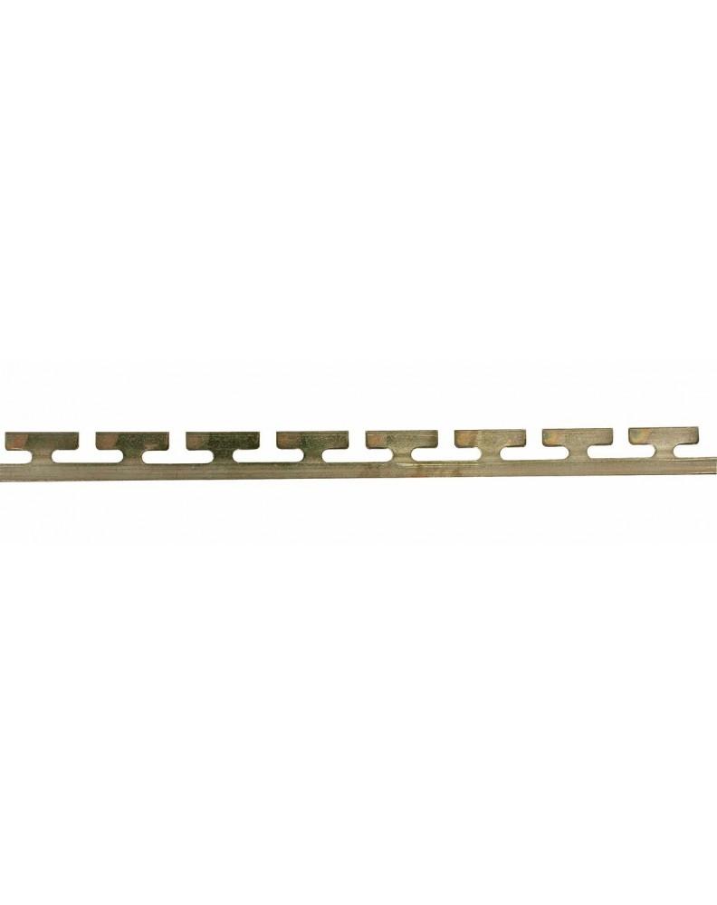 vente en ligne insert metallique barre de 2 2m couteaux jauges inserts cms france. Black Bedroom Furniture Sets. Home Design Ideas