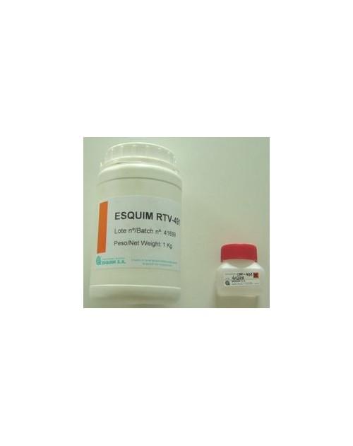S451/1kg (Silicone S491 1kg + cata S451 50g)