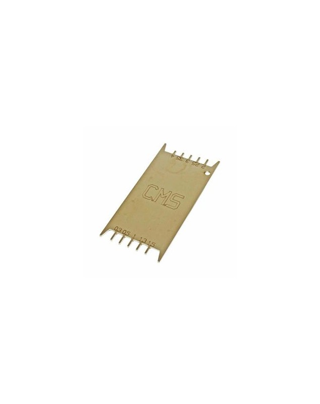 JAUGE EPAISSEUR STRATIFIE 300 microns - 4mm